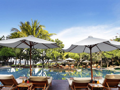 インドネシア・スミニャック(バリ島)5つ星ホテル
