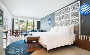 インドネシア・ジンバラン(バリ島)5つ星ホテル